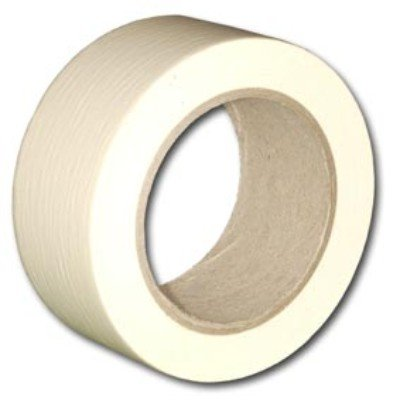 Vinyl Flooring Tape -Double Sided PMR Tape - 38mm Wide - 25m Roll produced by Trade Shop Direct - quick delivery from UK.