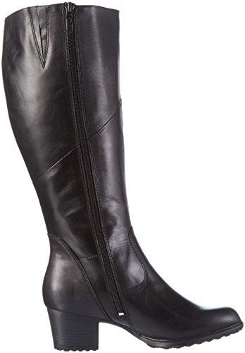Tamaris 255, Bottes  Femme Noir (Black 001)