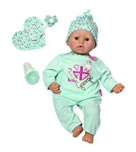 Baby Annabell George Doll: Amazon.co.uk: Toys & Games