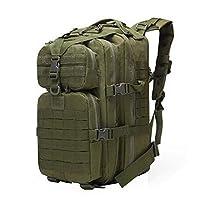 duanlidong Military Tactical Assault Pack Rucksack Army Waterproof Out Bag Kleiner Rucksack für Armee grün