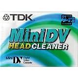 TDK miniDV Head Cleaner MiniDV videocassetta vergini