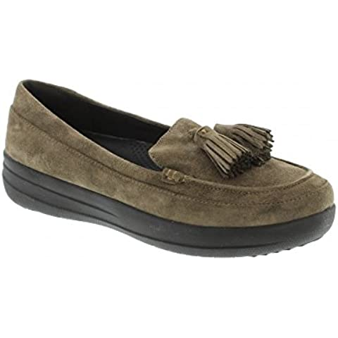 Fitflop F-sporty Nappa Mocassini Bungee Cord