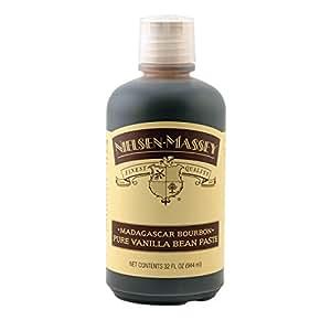 Nielsen-Massey Madagascan Bourbon Vanilla Bean Paste 944 ml