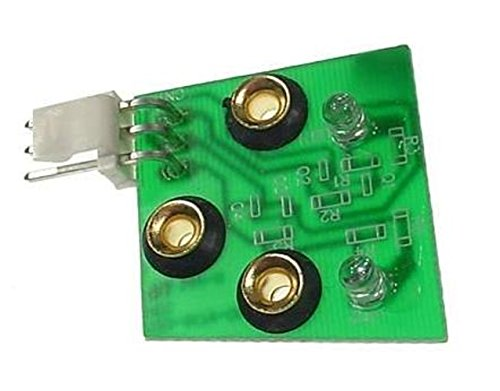 Stern Pinball Dual-Opto Receiver incl Grommets #515-0174-00 (Pinball Stern)