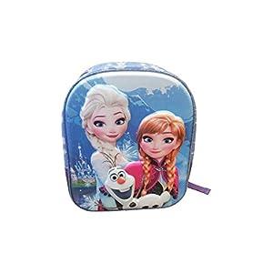 41GXEqzSEnL. SS300  - Star Licensing Disney Frozen Mochila 3D para niños, 31 cm, multicolor