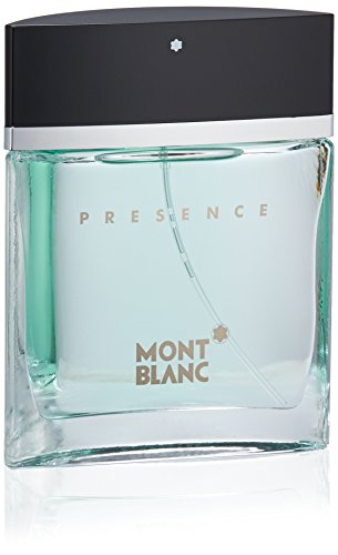 Mont Blanc Presence Men Acqua di Colonia per Uomo - 50 ml