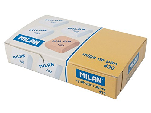 MILAN CMM430 Crumble Eraser (Pack of 30)