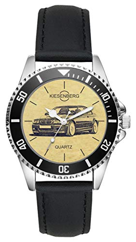 KIESENBERG Uhr - Geschenke für BMW E46 Coupe Fans L-4052 -