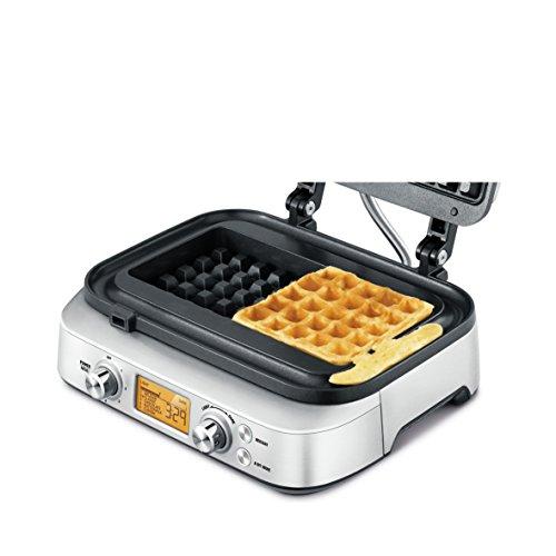 Sage BWM620UK the Smart Waffle Maker - Silver