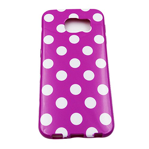 telefono-movil-case-cover-con-puntos-lunares-de-zhink-arts-para