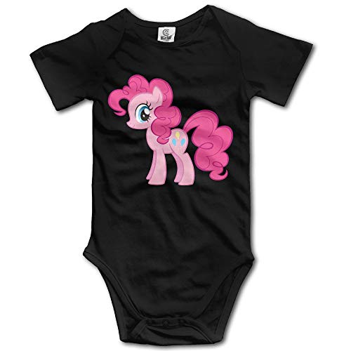 My Little Pony Pinkie Pie Custom Baby Boy Girl Jumpsuit Cotton Latest 18 Months (Outfits Pie Pinkie)