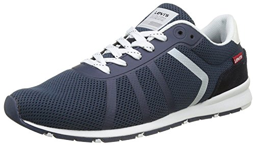 Levi's Almayer Lite Navy White Mens Trainers