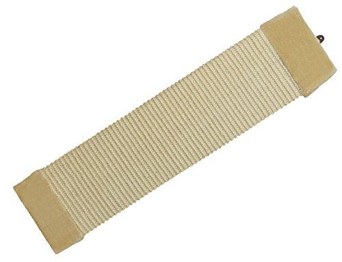 nobby-scratch-board-con-peluche-61-x-15-cm-colore-beige