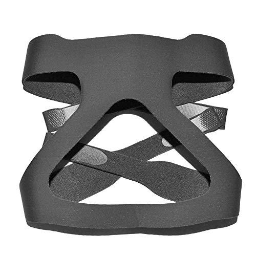 Universal Headgear Comfort Gel Vollmaske Ersatzteil CPAP Kopfband für Respironics Resmed Resmart ohne Maske -