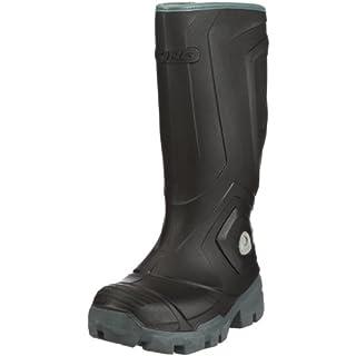 Viking ICEFIGHTER, Unisex-Erwachsene Gefütterte Gummistiefel, Schwarz (Black/Grey 203), 38 EU