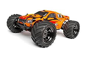 HPI Racing H107008 Monstertruck électrique Bullet ST Flux RtR 1/10e 4 roues motrices 2.4 GHz