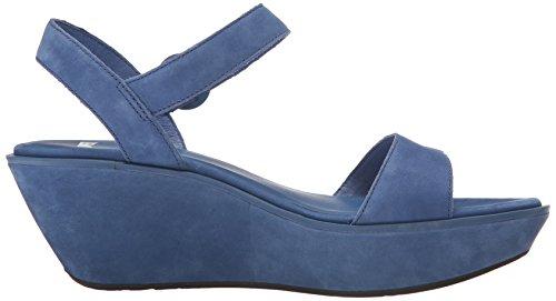 Camper Damas 21923-041 Sandales Femme Bleu
