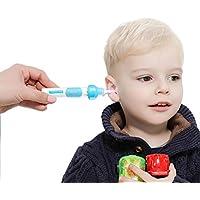 NSHK Elektronische Vakuum Ohrenschmalz Sucker Ohr Reinigung Für Baby Erwachsene LED Leuchtende PVC Ohr Löffel... preisvergleich bei billige-tabletten.eu