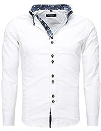 Carisma - Chemise tendance pour homme Chemise 8173 blanc - Blanc
