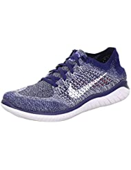 Nike Free RN Flyknit 2018, Chaussures d'Athlétisme Homme