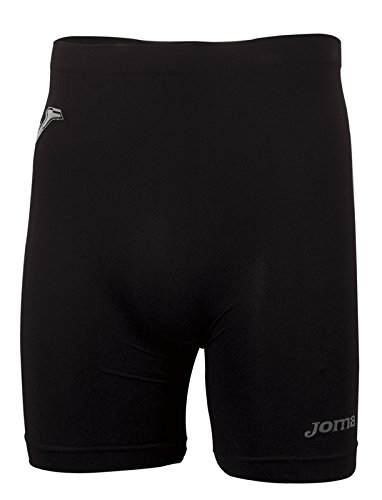 Joma Brama - Pantaloni termici da uomo, colore nero  Taglia L-XL