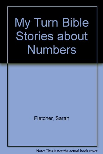 My Turn Bible Stories About Numbers