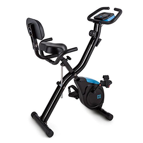 capital sports azura x2 x-bike • ergometro • hometrainer • fitness-bike • cardio-bike • trainingscomputer • resistenza regolabile 8 livelli • supporto schienale e laterale • diversi colori e modelli