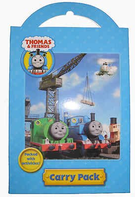 Thomas the Tank Engine Carry Pack by Alligator Books