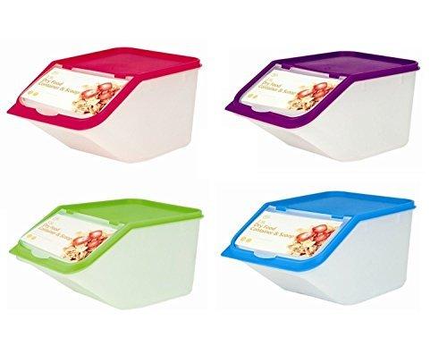 ardisle-4-x-tierfutter-spender-aufbewahrungsbehalter-hund-katze-trockenfutter-portionierer
