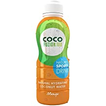 Coco Fuzion100 Raspberry Coconut Water, 1 Litre, Pack of 6