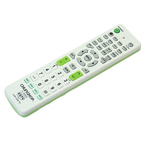 Merssavo Reemplazo de Mandos a Distancia Universal TV Controlador para Sony TCL Hisense