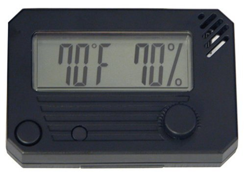 Higrómetro digital rectangular calidad importadores