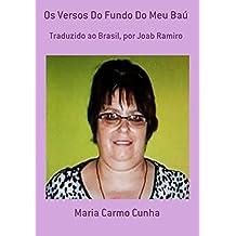 Os Versos Do Fundo Do Meu Baú (Portuguese Edition)