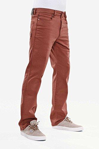 REELL Men Jeans Razor Artikel-Nr.1100 - 1005 Rusty Brown