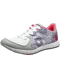 Desigual Shoes_x Lite 2.0 B, Zapatillas Deportivas para Interior para Mujer