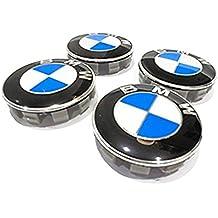 4x nuevo BMW 68mm insignia emblema rueda centro tapacubos tapas serie 1345678X1X3X4X5X6Z3Z4361367835363613109536136136768640E36E38E39E46E53E60E61E63E64E65E66