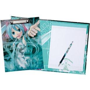 Gl?ckliche Lotto Hatsune Miku Sommer 2013 Ver. F Preis Schreibset typeB KEI Illustrationen Miku...