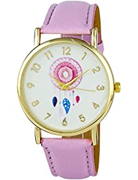 Addic Hand-Painted Dial Pink Limited Edition Women's Watch