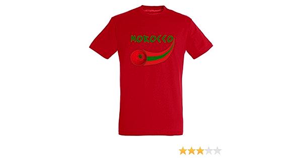 T-Shirt Uomo Supportershop Maroc