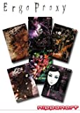 Ergo Proxy Vol. 1 bis 6 - Die komplette Serie auf 6 DVD`s