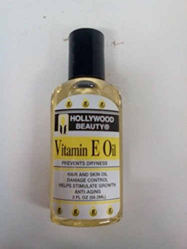 Hollywood Beauty - Hollywood Beauty Vitamin E Oil Prevents Dryness 59.2 - Volume : 60 ml.