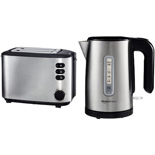 AmazonBasics-Toaster-Leistung-850-W-gebrsteter-Edelstahl