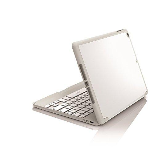 ZAGG Folio Case Klapptastatur für iPad Air 2 schwarz weiß