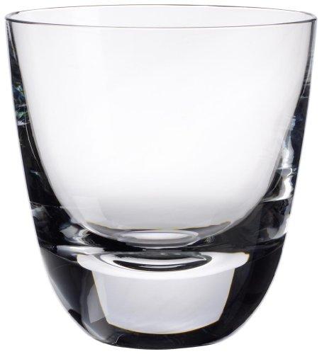 Villeroy & Boch American Bar - Straight Bourbon Old Fashioned Whiskyglas, 320 ml, Kristallglas, Klar Boch American Bar