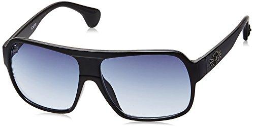 Idee Gradient Square Men's Sunglasses - (IDS1609C1SG|58 Grey Gradient lens) image