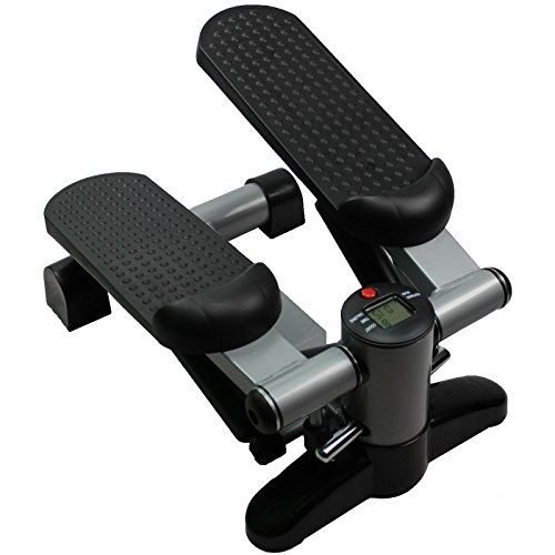 Cox Swain Mini Stepper Step-UP, Colour: Black/Grey, Size: One Size