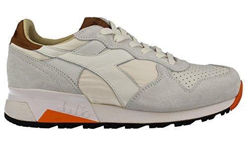 Diadora Heritage Trident Sneakers Herren 161303-20006 (weiß) Weiß