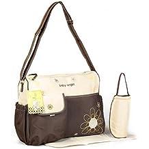 GMMH 3piezas Baby Color bolso cambiador Bolsa de bolsa para pañales Baby funda viaje Selección de Colores