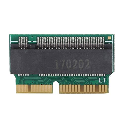 Zerone Tarjeta adaptadora Disco Duro convertidor SSD