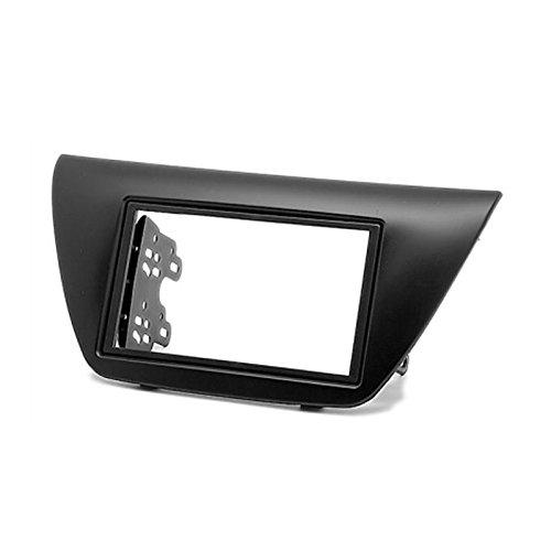 carav 11–441 Doppel DIN Autoradio Radioblende DVD Dash Installation Kit für Mitsubishi Lancer IX 2000–2010 Faszie mit 173 * 98 mm und 178 * 102 mm (Mitsubishi Lancer Doppel Din Kit)